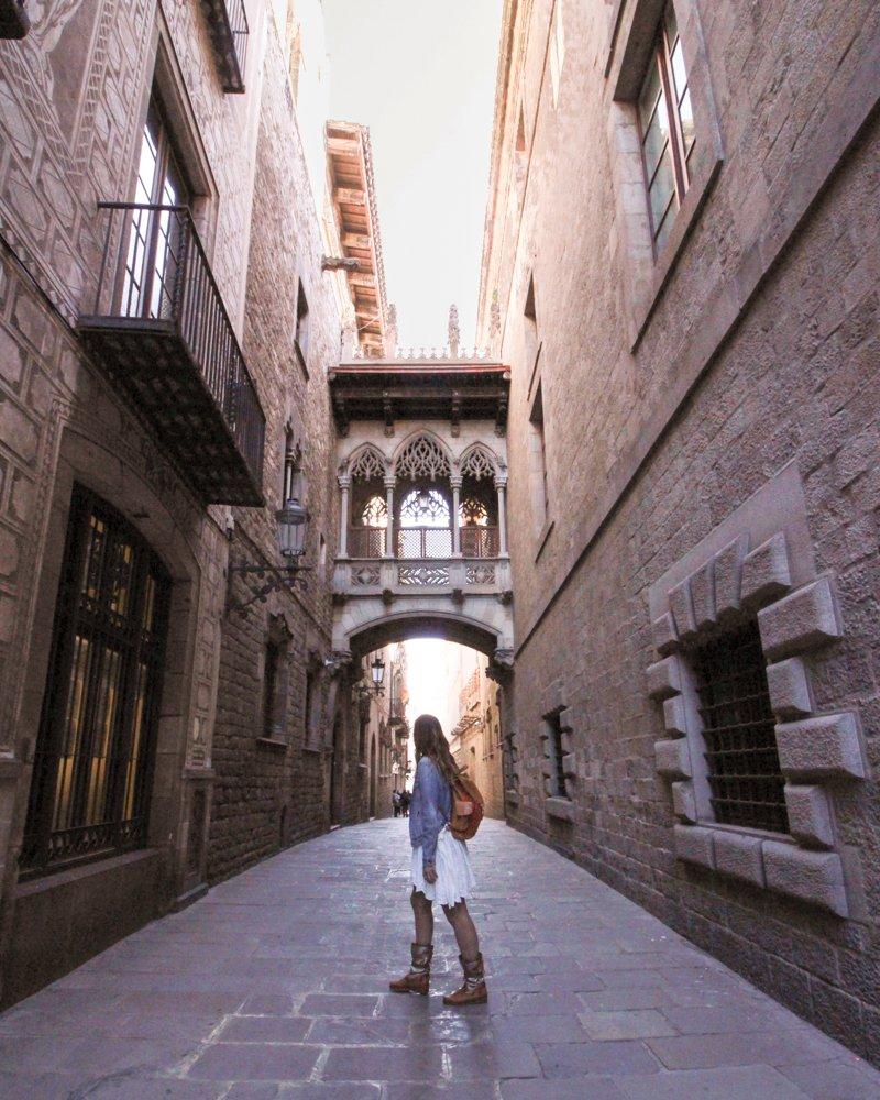Barcelona Photo Locations