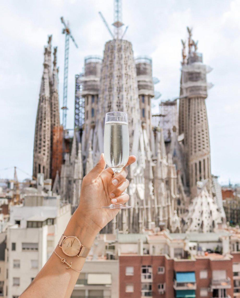 Hotel Views Sagrada Familia