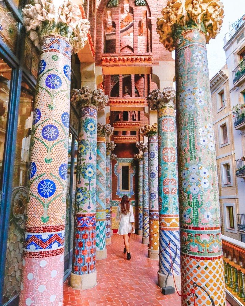 25+ Best Instagram spots in Barcelona