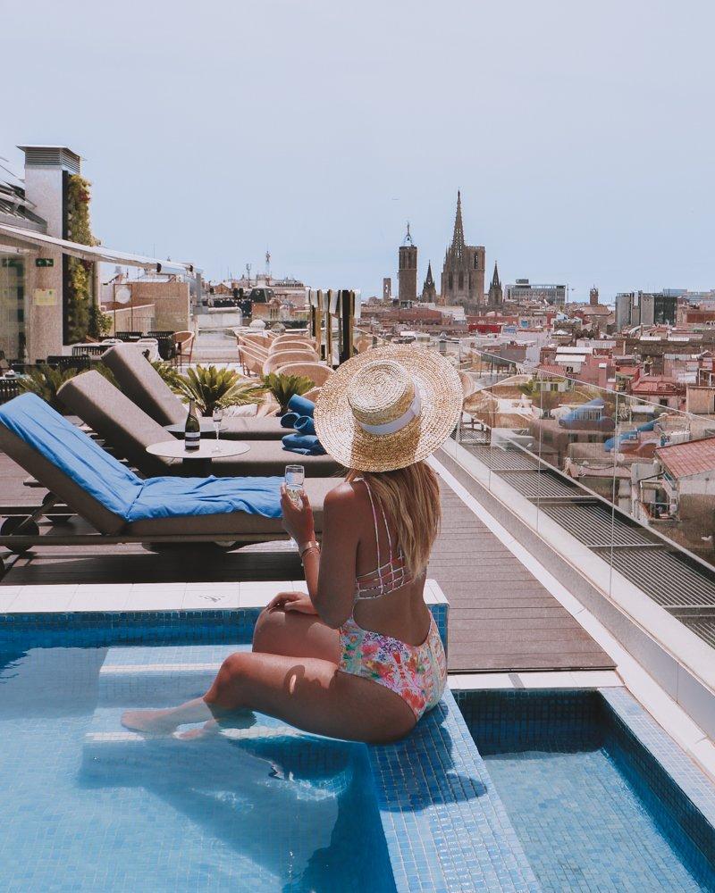 Instagram spots in Barcelona
