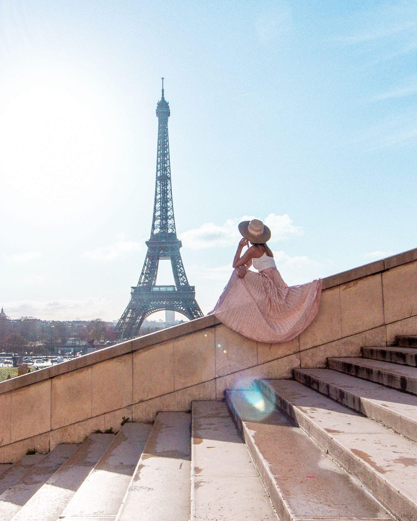 Instagram spots in Paris