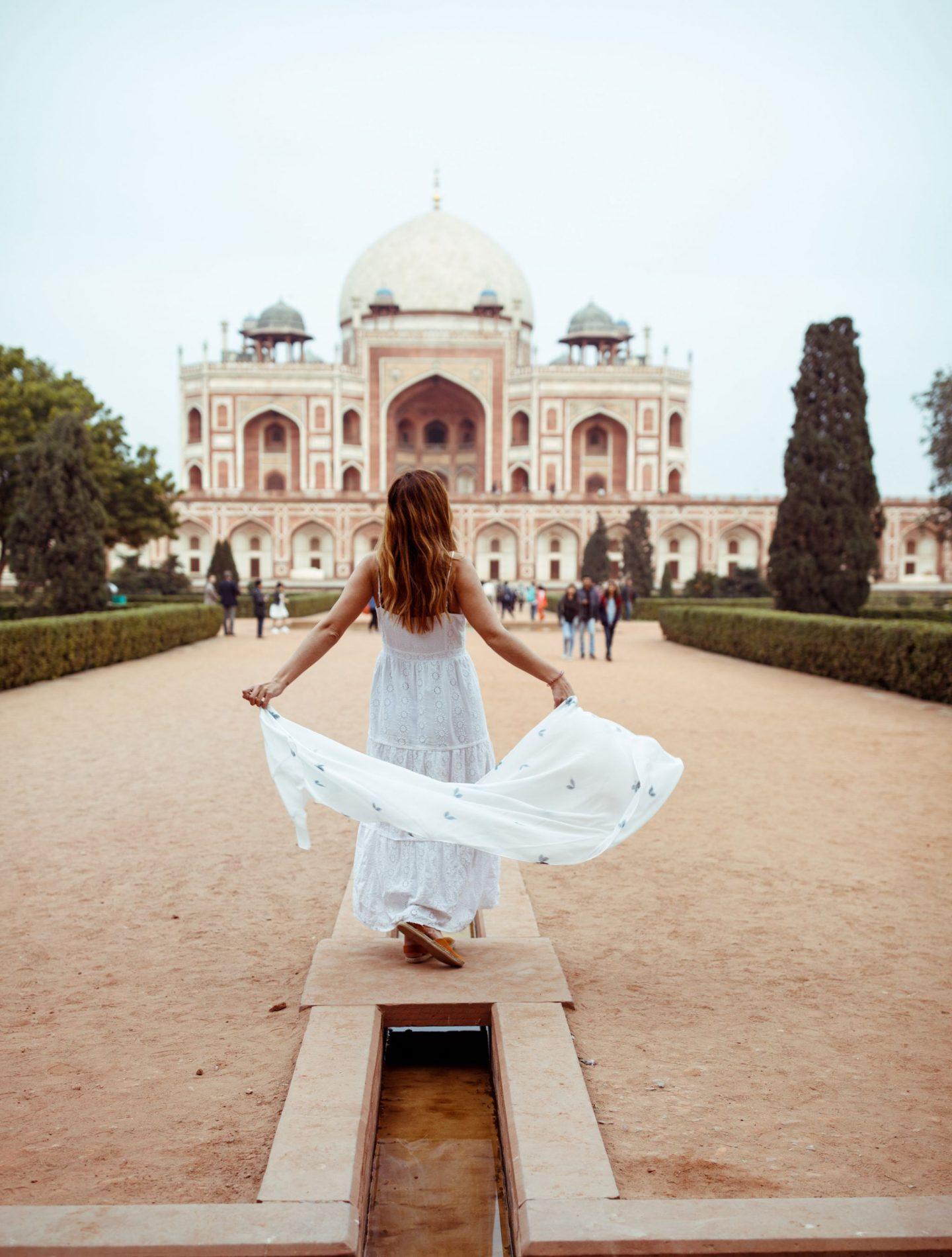 Que ver en Delhi: Tumba Humayun