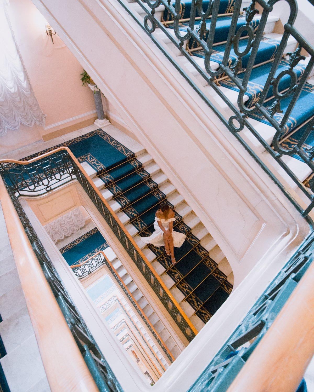 Eurostars Hotel Excelsior, un palacio en Nápoles