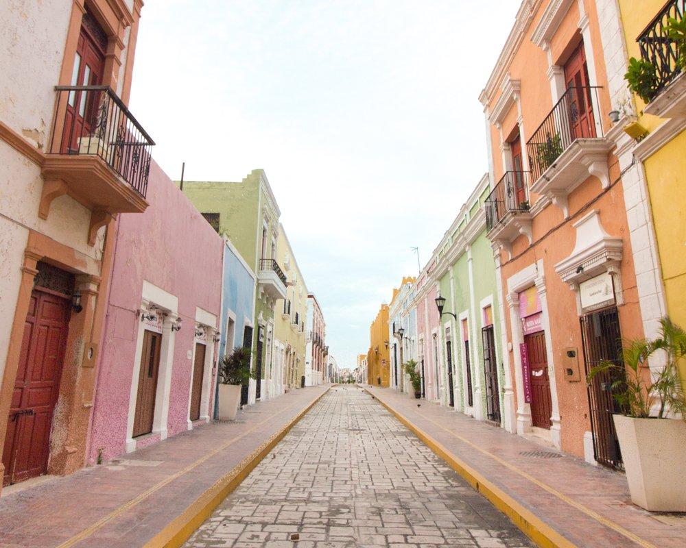 Campeche city