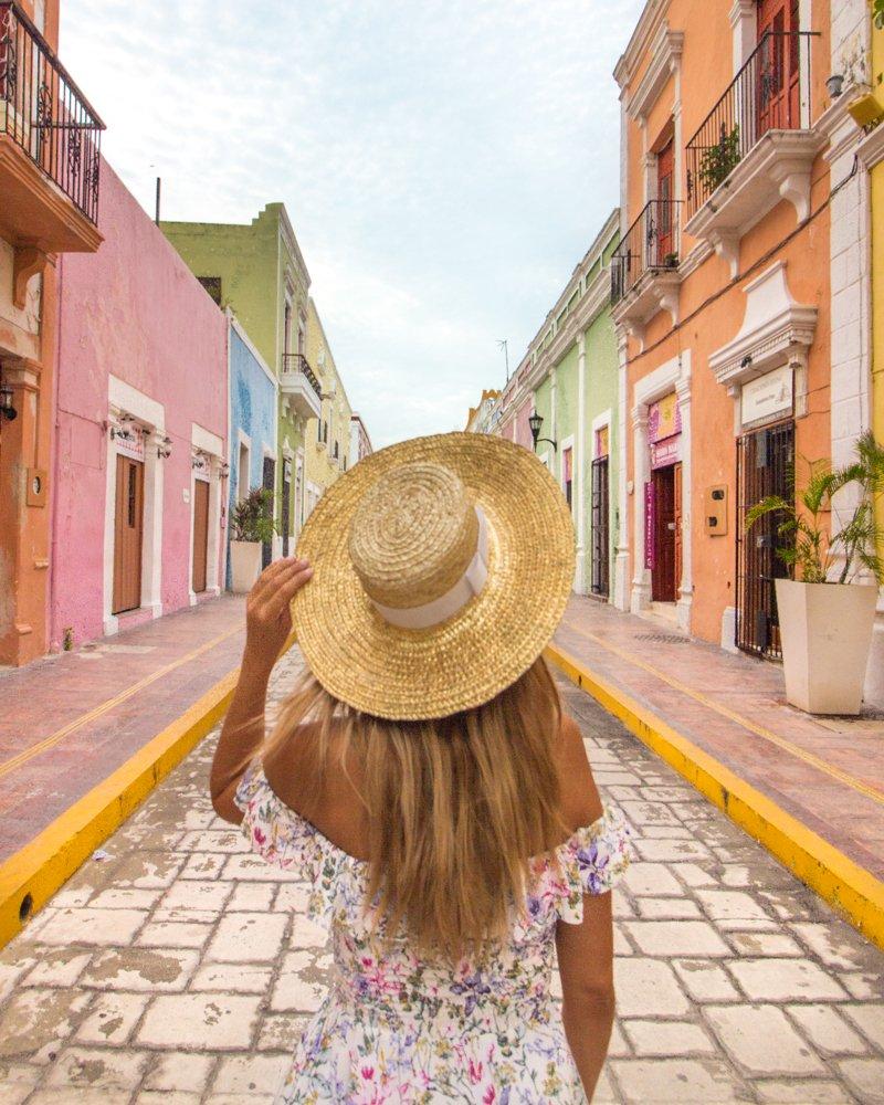 Campeche Calle 59