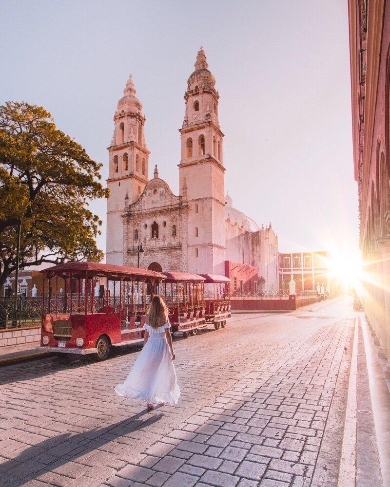Qué visitar en Campeche: los lugares que no debes perderte