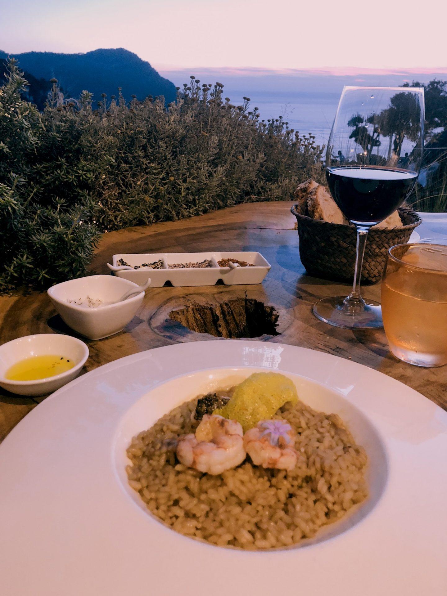 Restaurante Na Xamena Ibiza