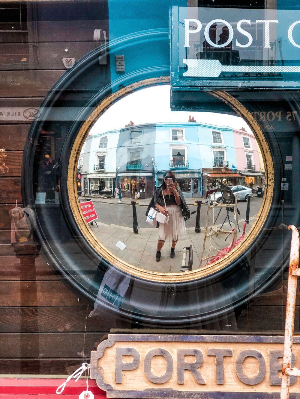 Instagram spots Notting Hill
