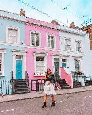 Denbigh Terrace Notting Hill