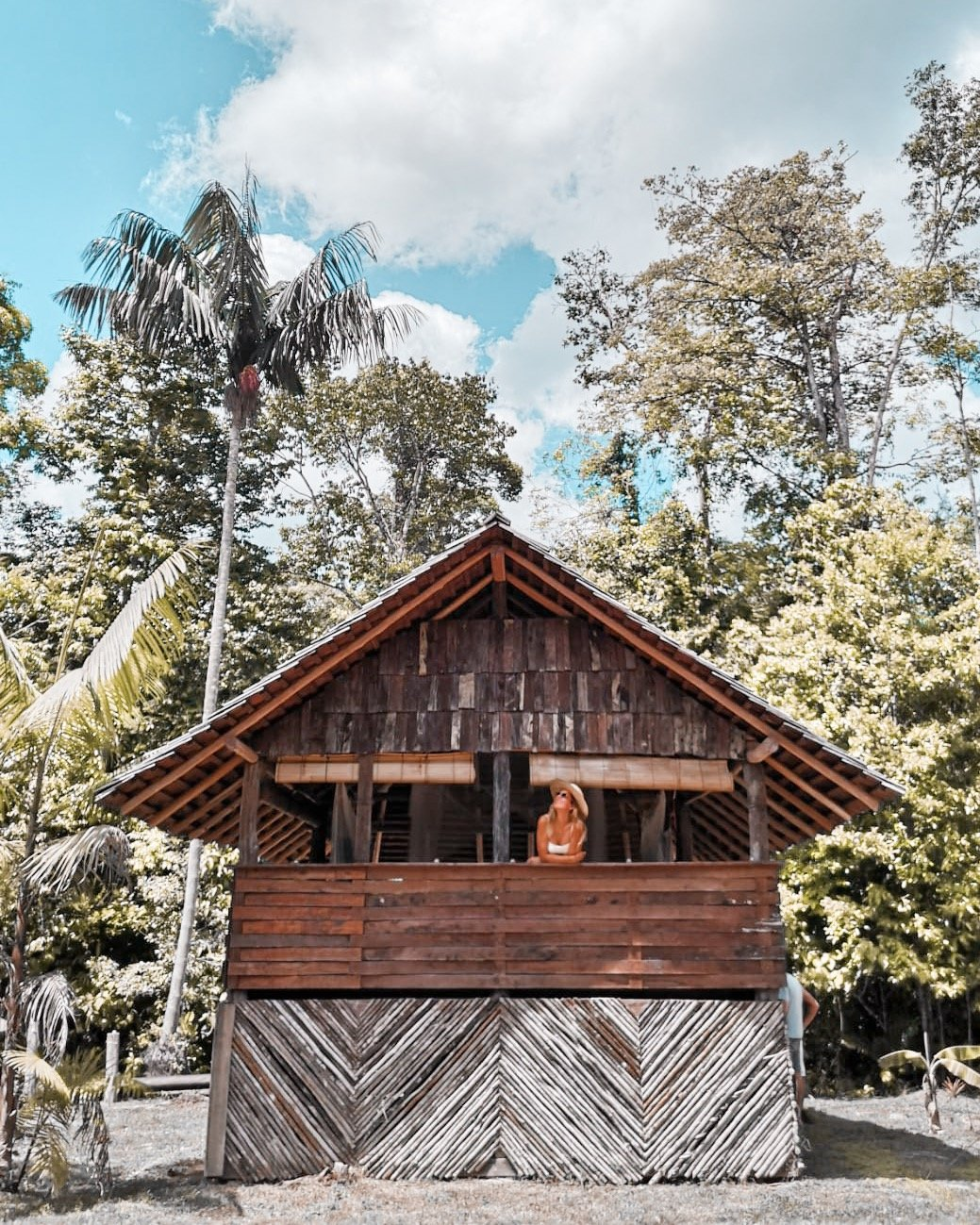 wapa lodge carbet French Guiana