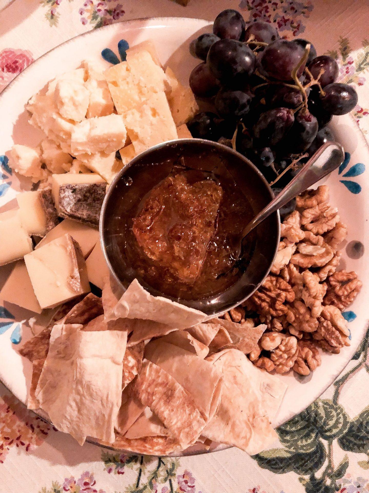 Shavi Lomi Restaurant Tbilisi