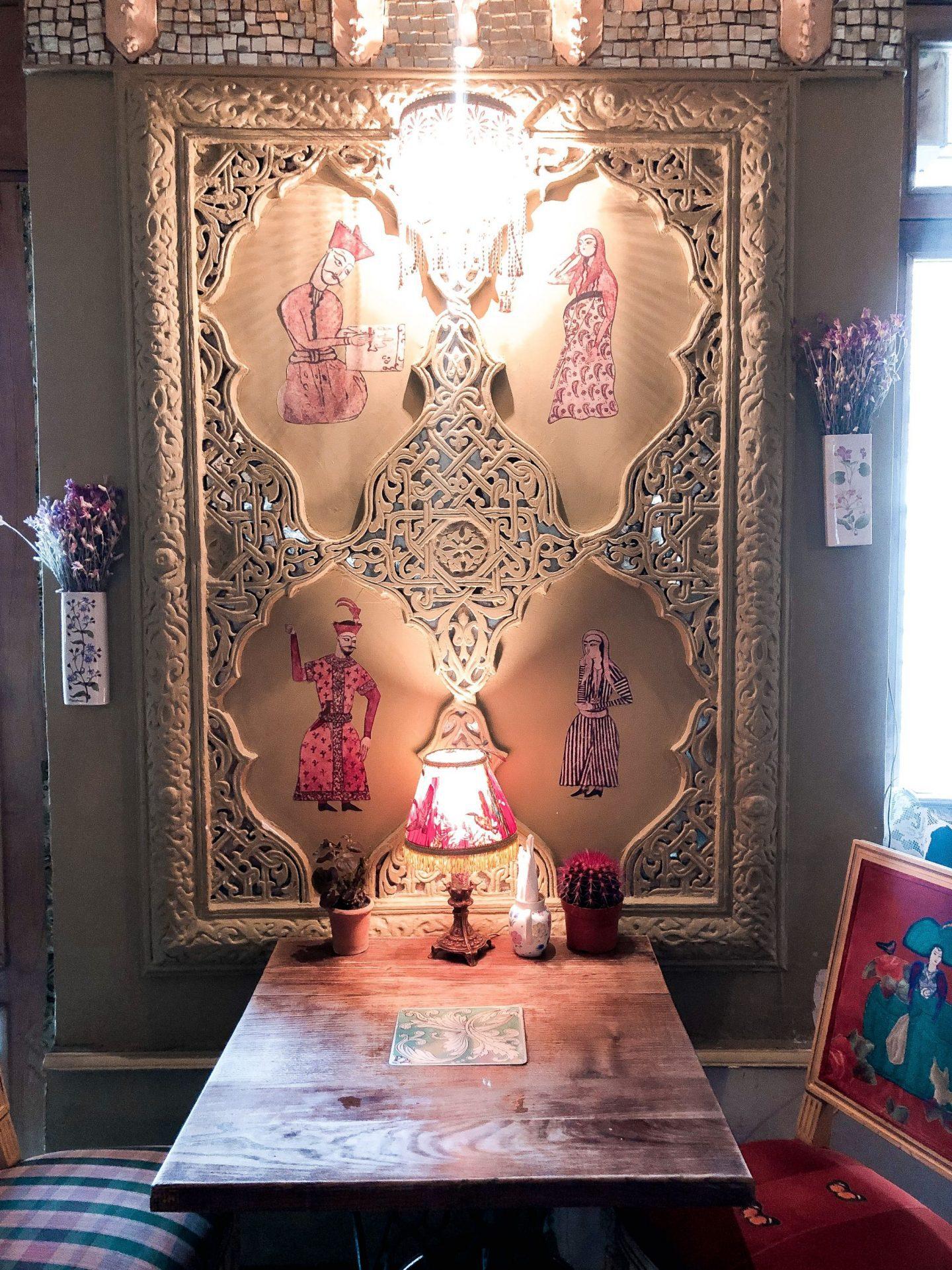 Leila Restaurant Tbilisi