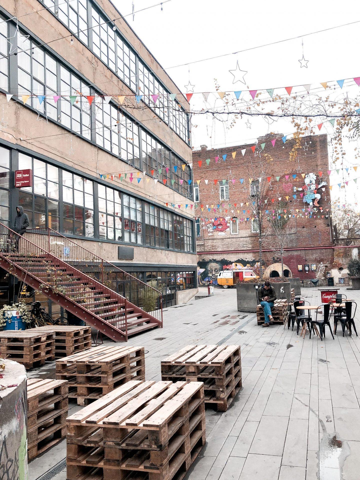 Fabrika Restaurant Tbilisi