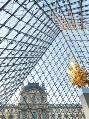 Tips visiting Louvre
