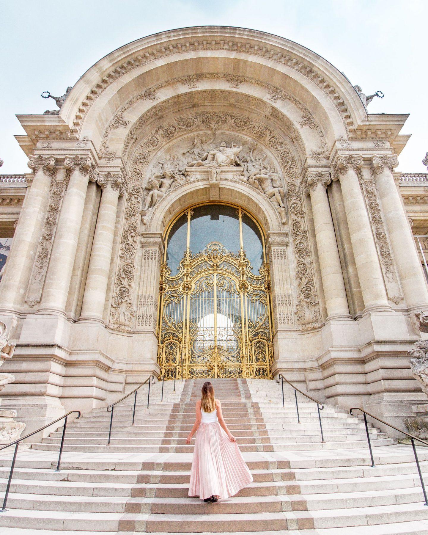 Parisien Doors