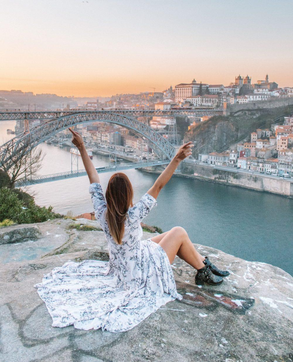 Porto sunset spots