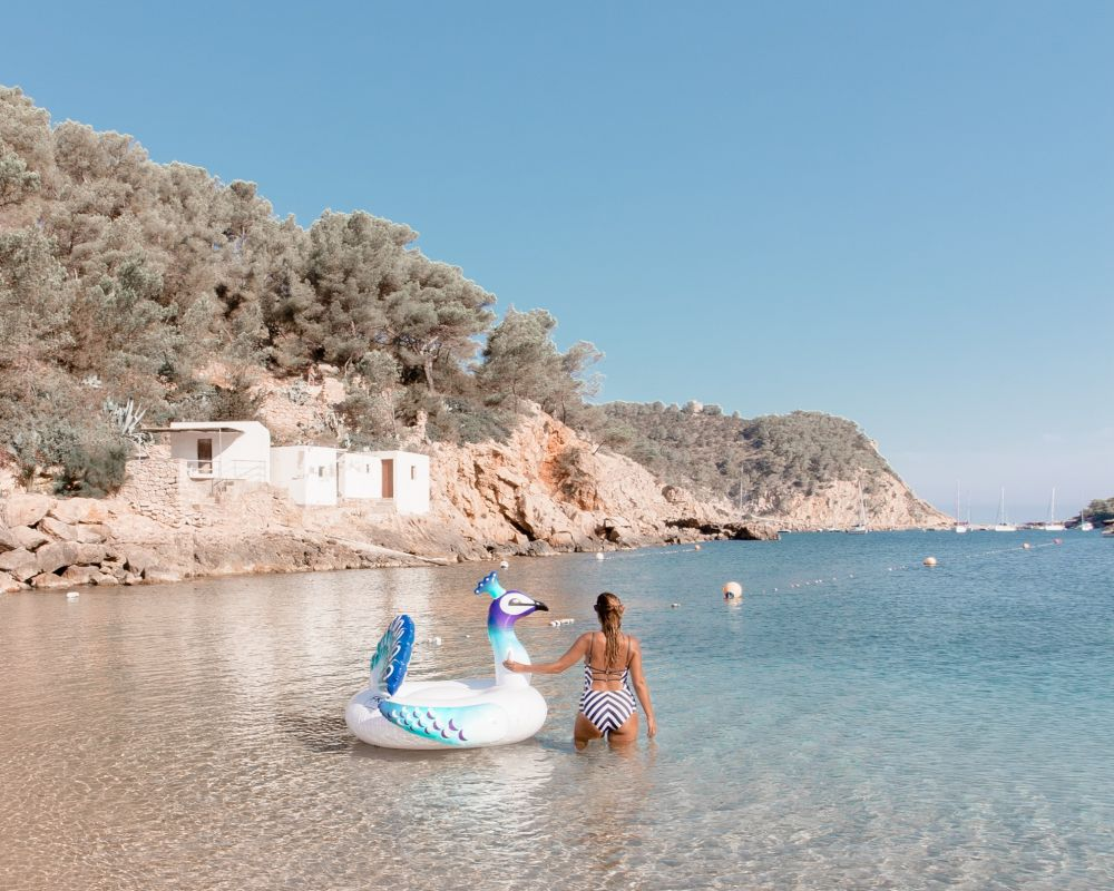 The Best Beaches in Ibiza | Dianamiaus
