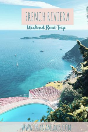 French Riviera Road Trip