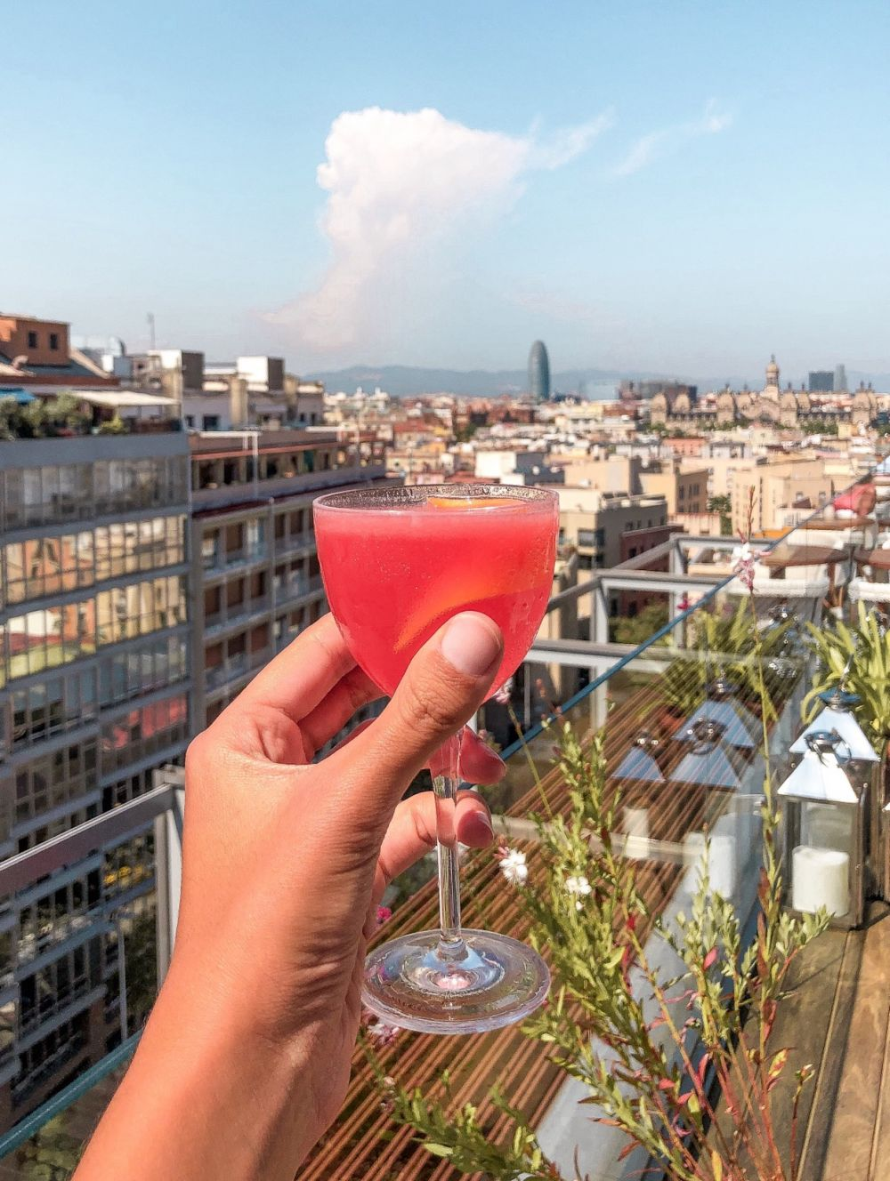 Best Rooftop in Barcelona
