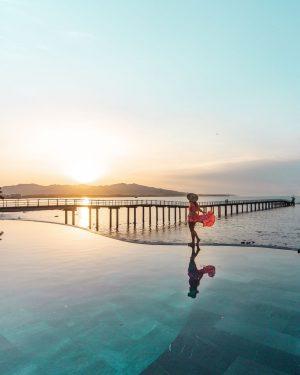 Sufi Beach Club sunrise