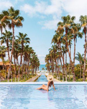 St Regis Punta Mita pool