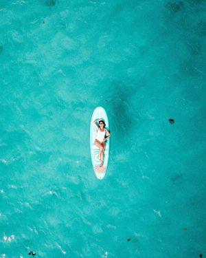 Sufi Beach Club drone shot
