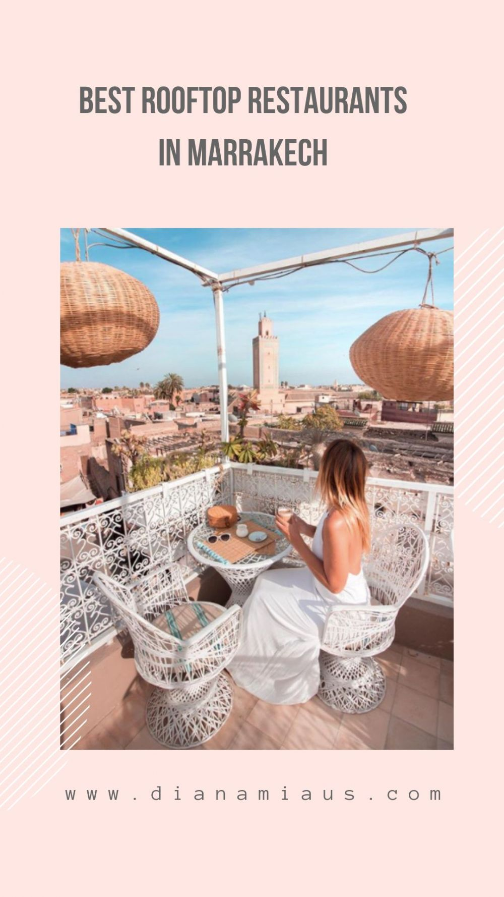 rooftop bars marrakech