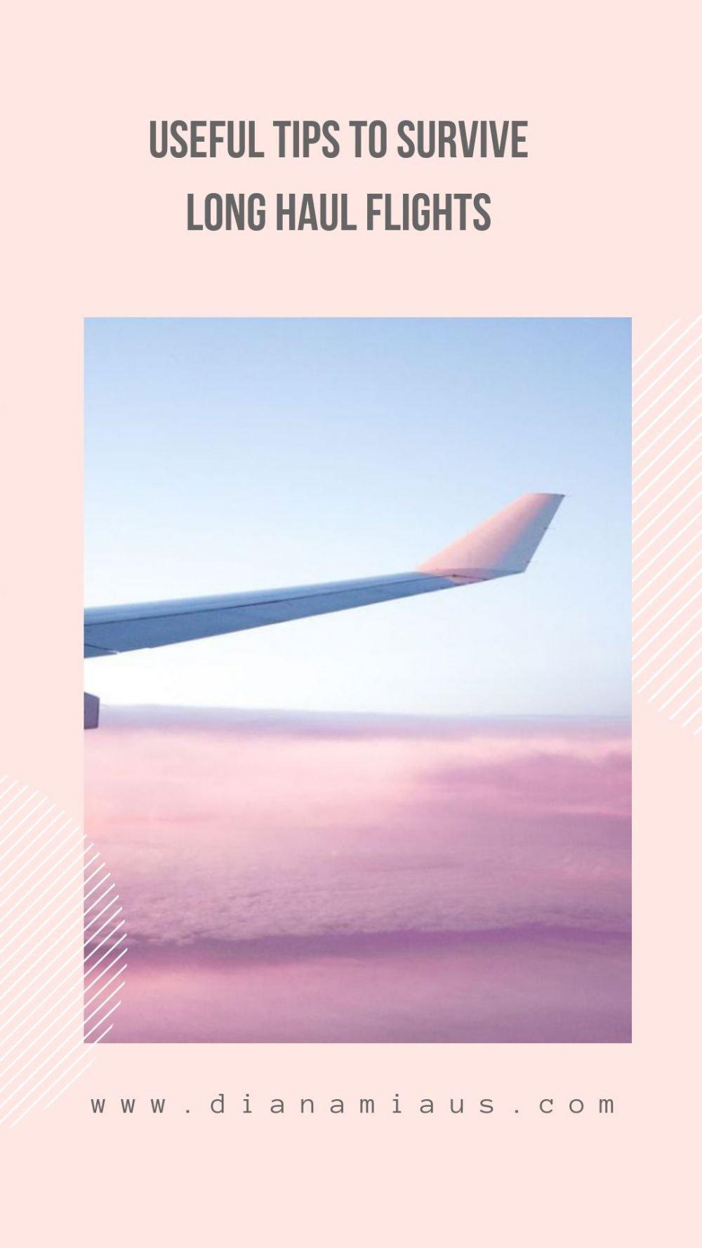 tips long haul flights