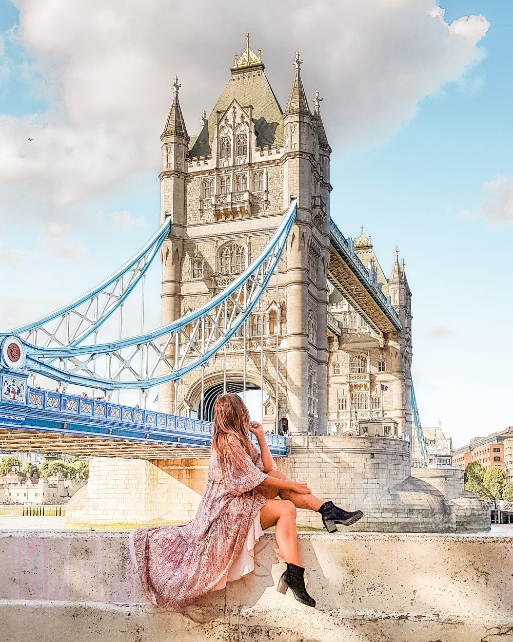 Must visit places in London