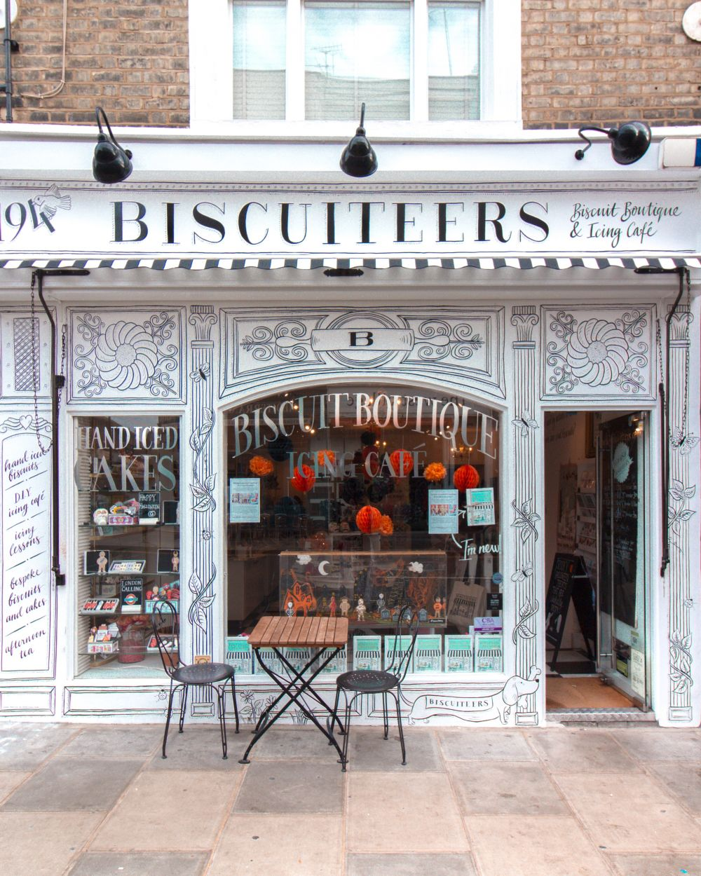 Biscuiteers London