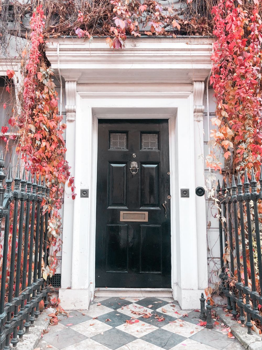 Beautiful door London