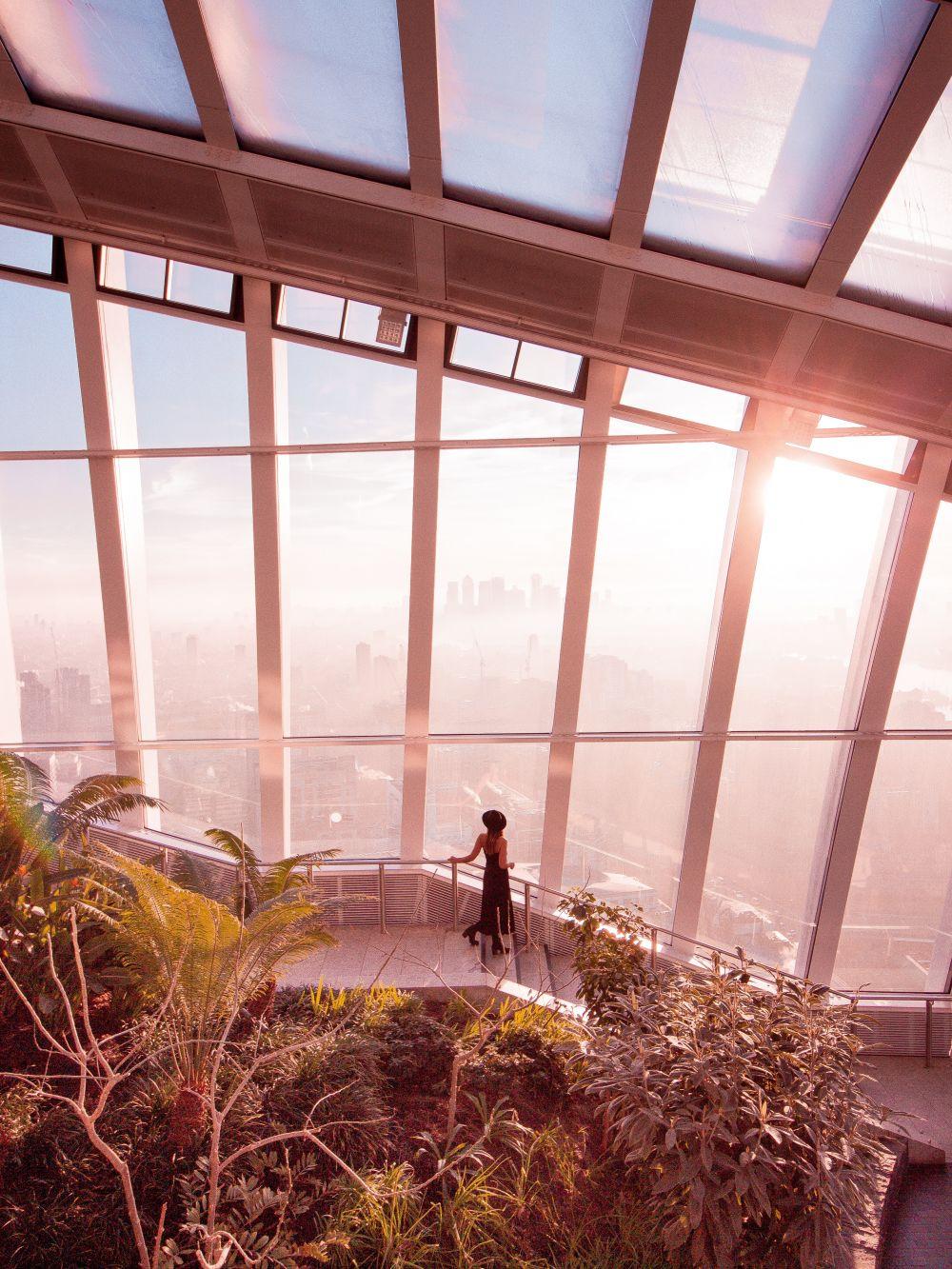 Skygarden London