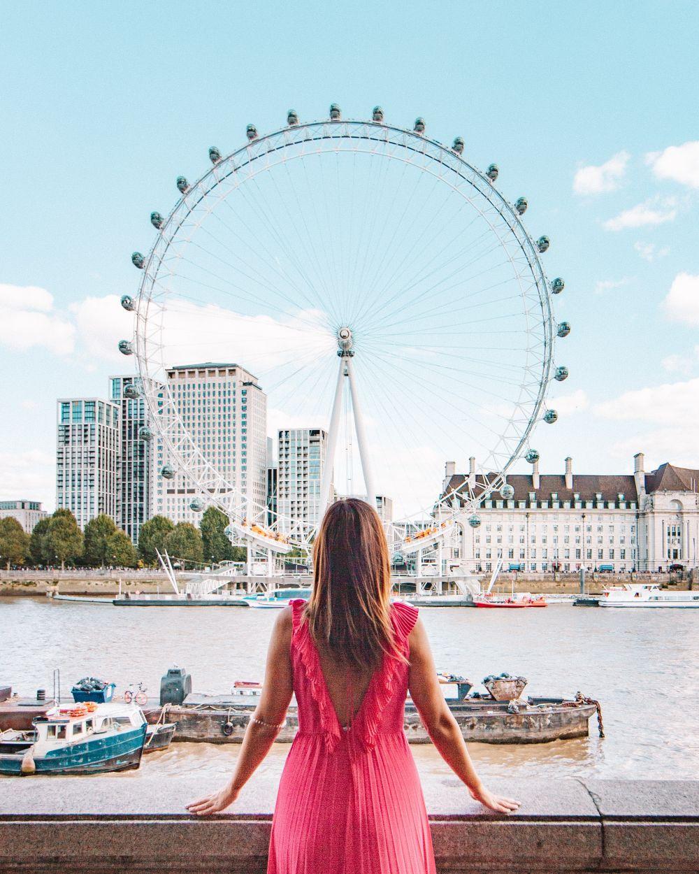 London Eye London