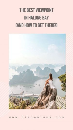 How to get the best views in Halong Bay
