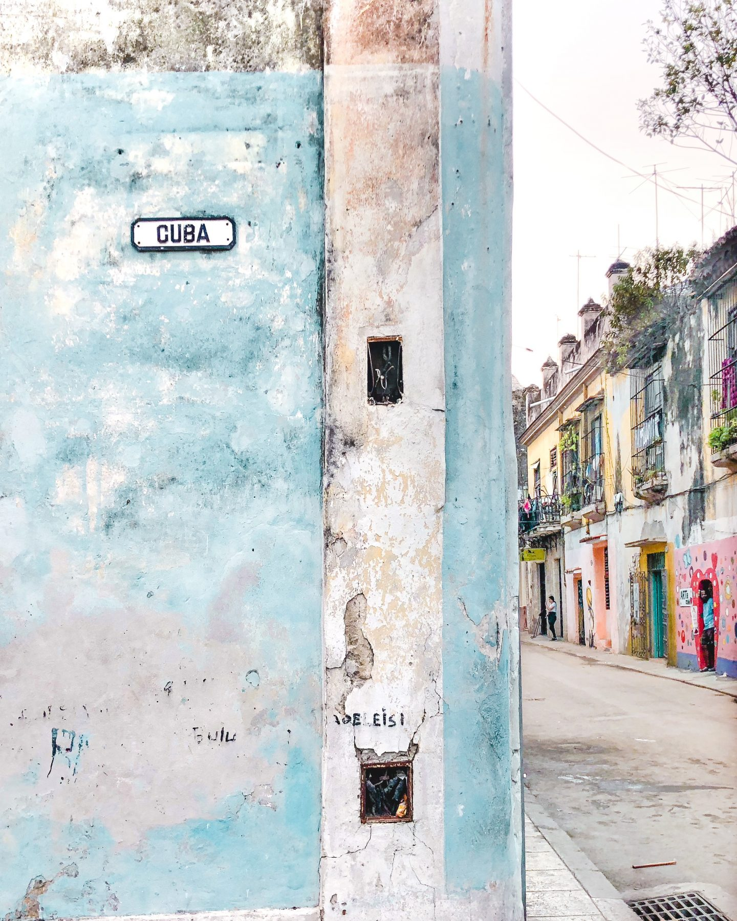 Explore Old Havana on foot
