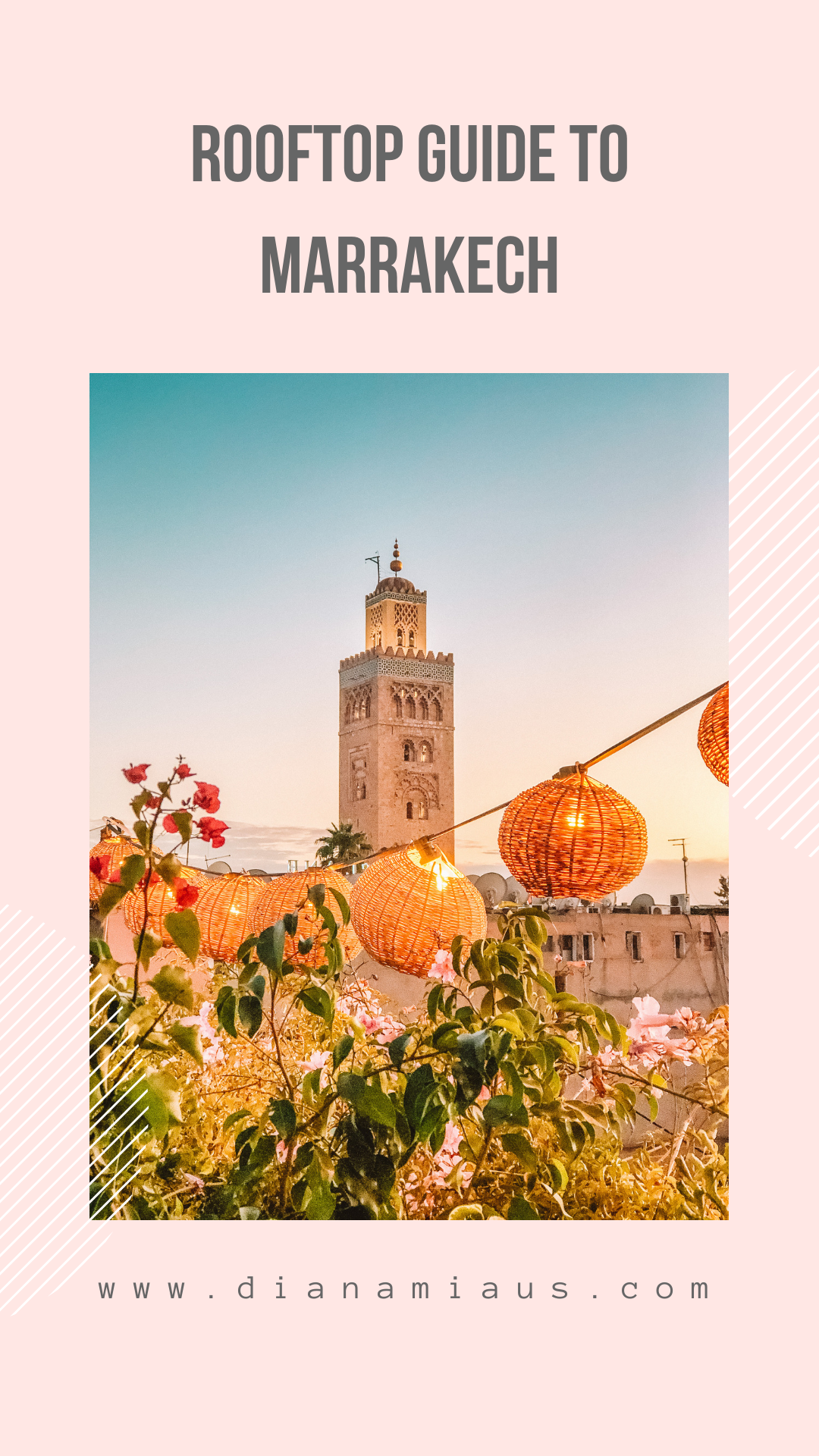 best rooftops marrakech