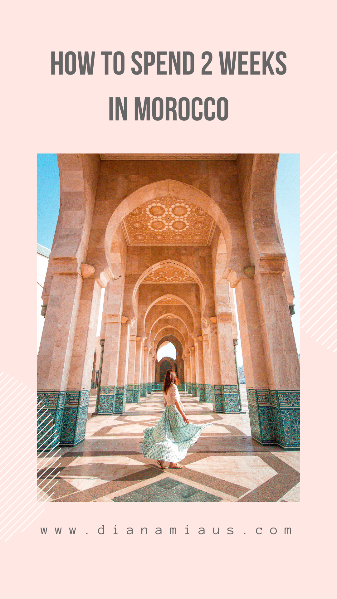 What to visit in Morocco in 2 weeks