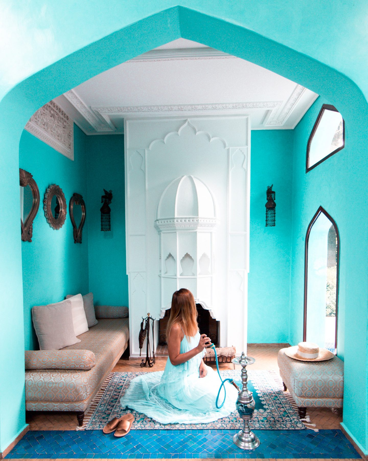 persian villa es saadi