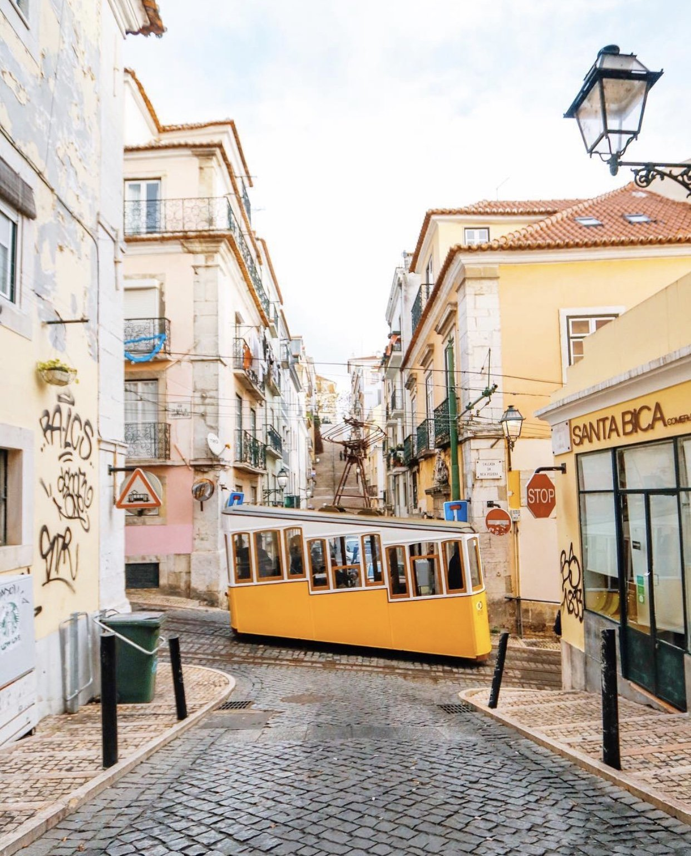 15+ Best Instagram Spots in Lisbon