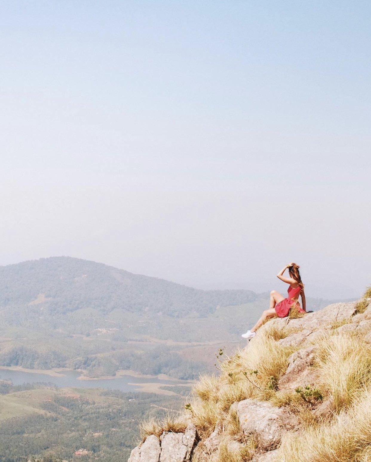 kerala munaar mountain