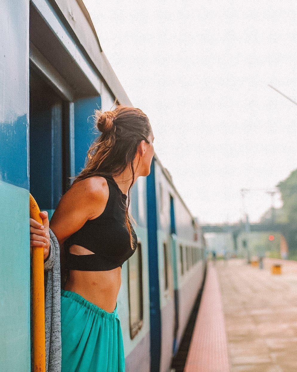 kerala train