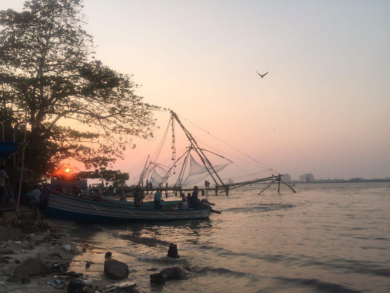 kochi fishing nets