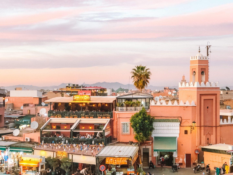 marrakech big square