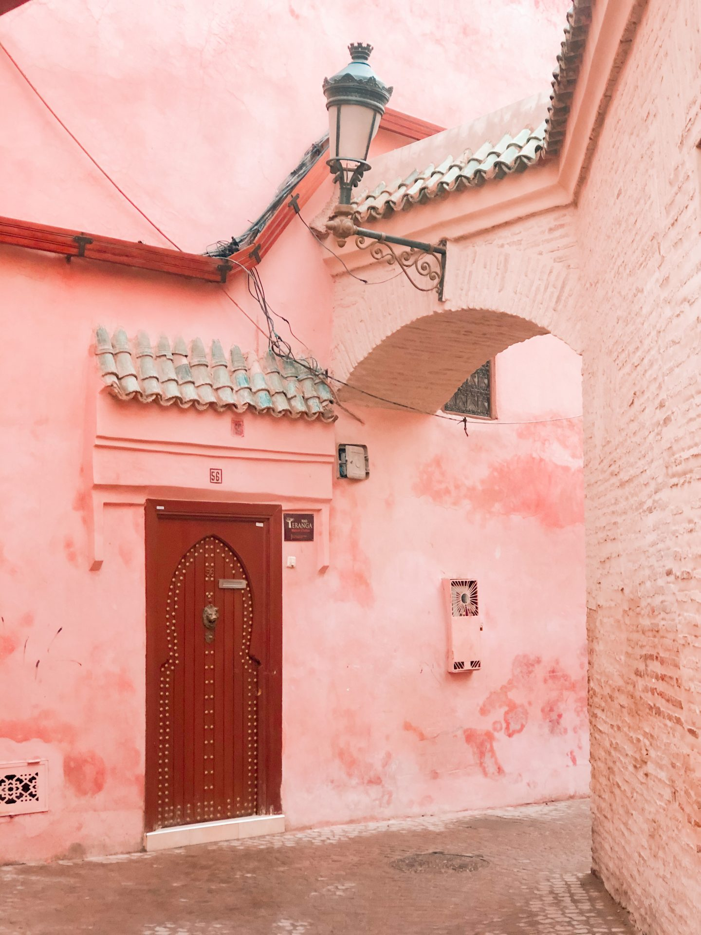 marrakech red city
