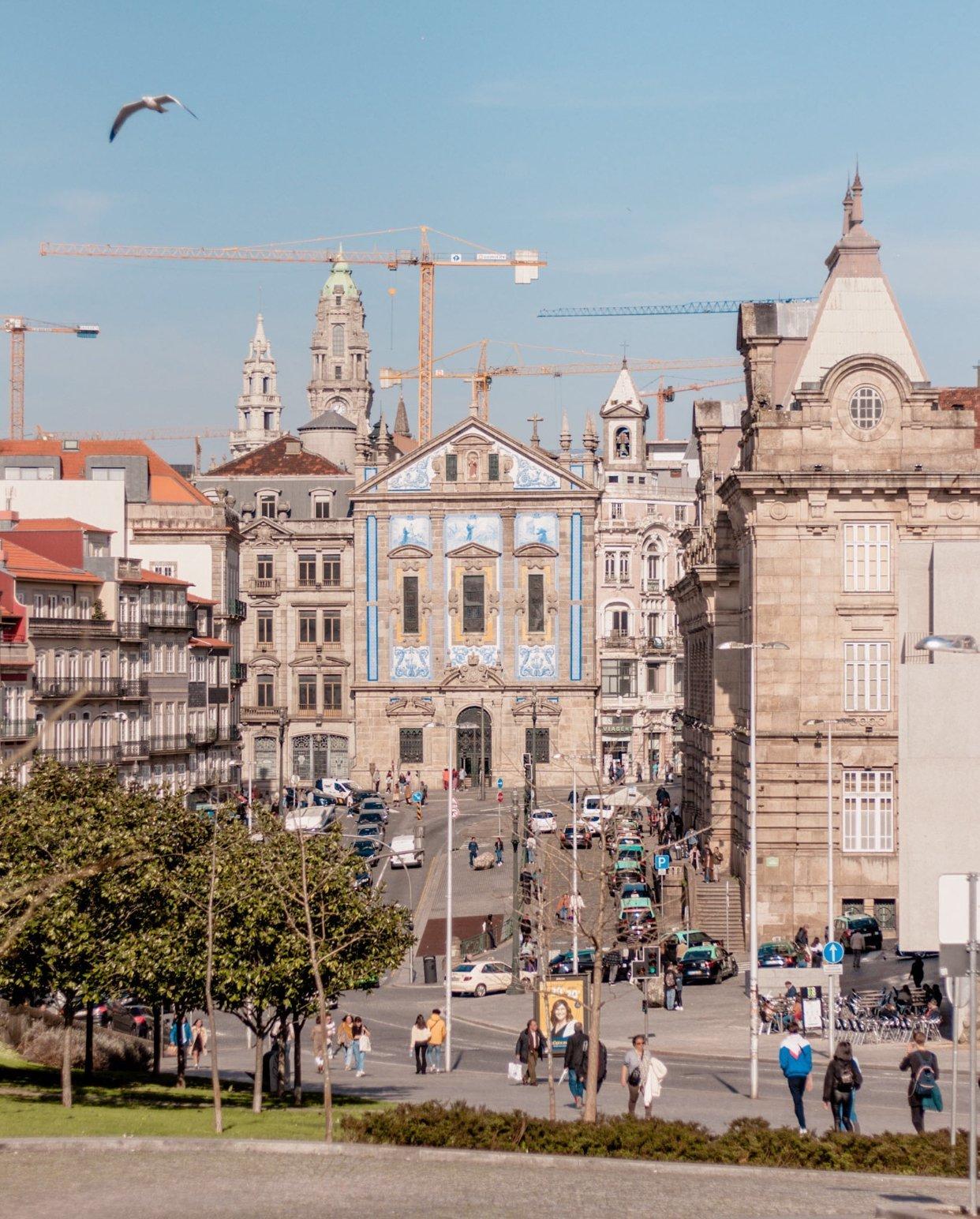 porto facades