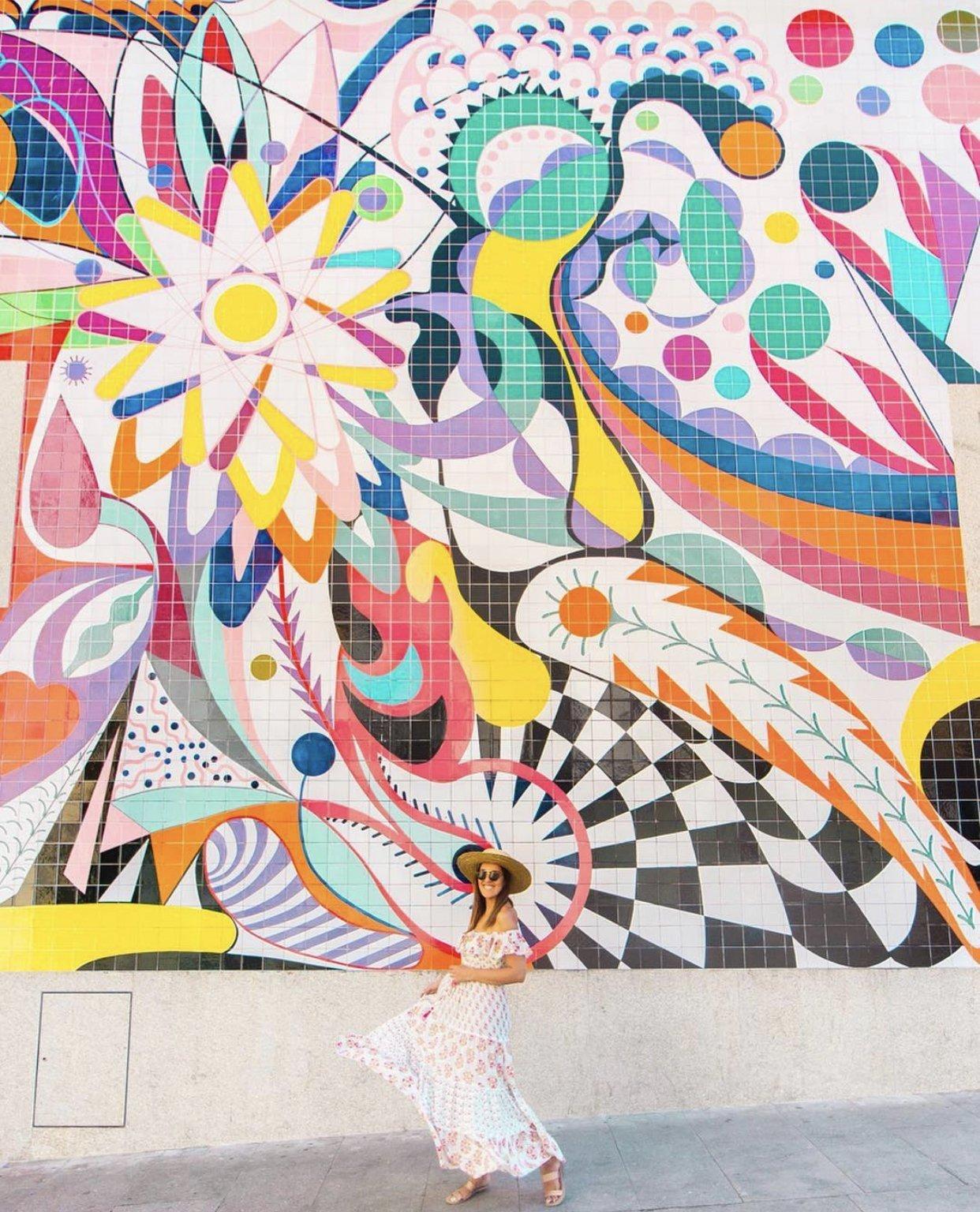 porto mural art