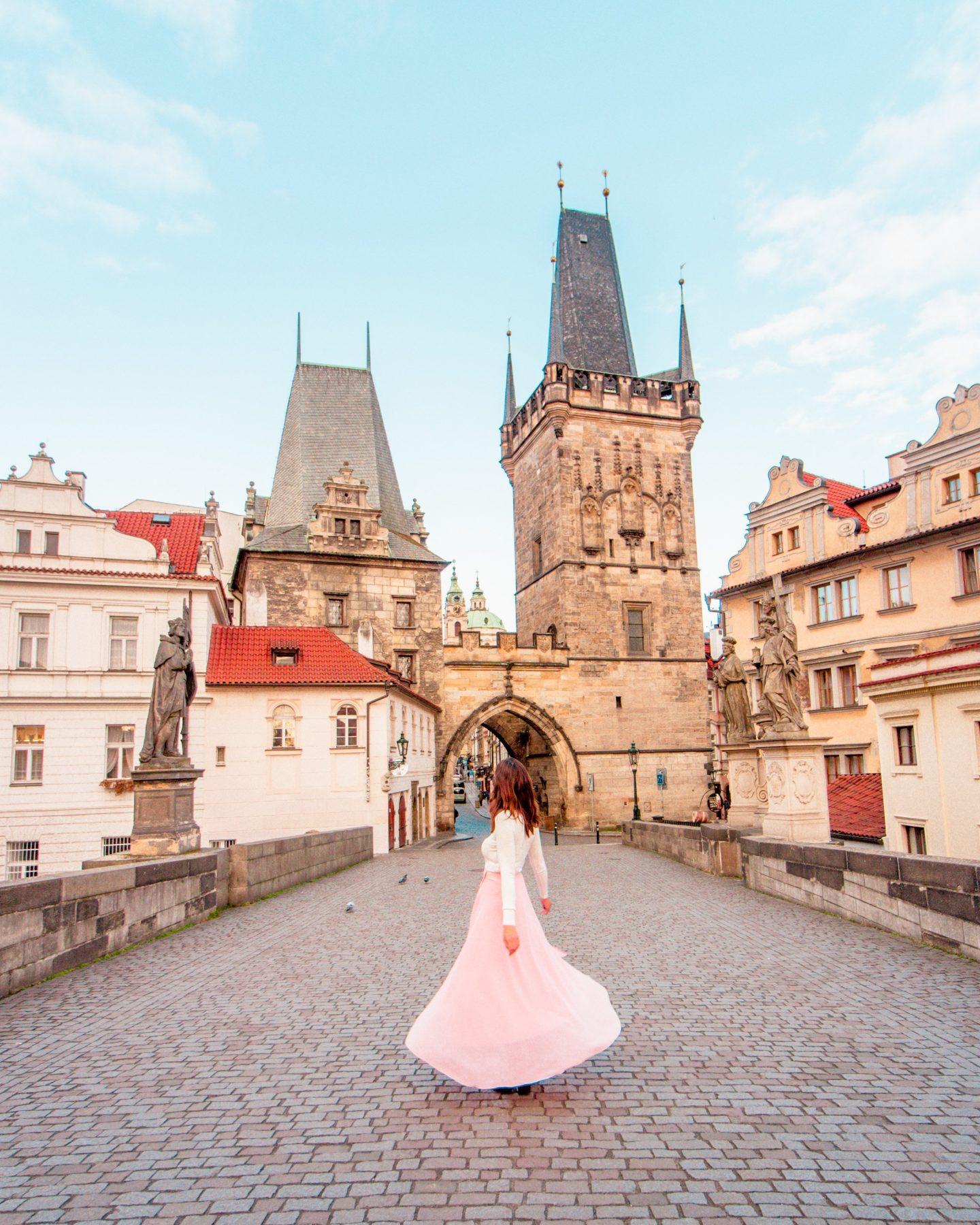 Dónde sacar las mejores fotos en Praga