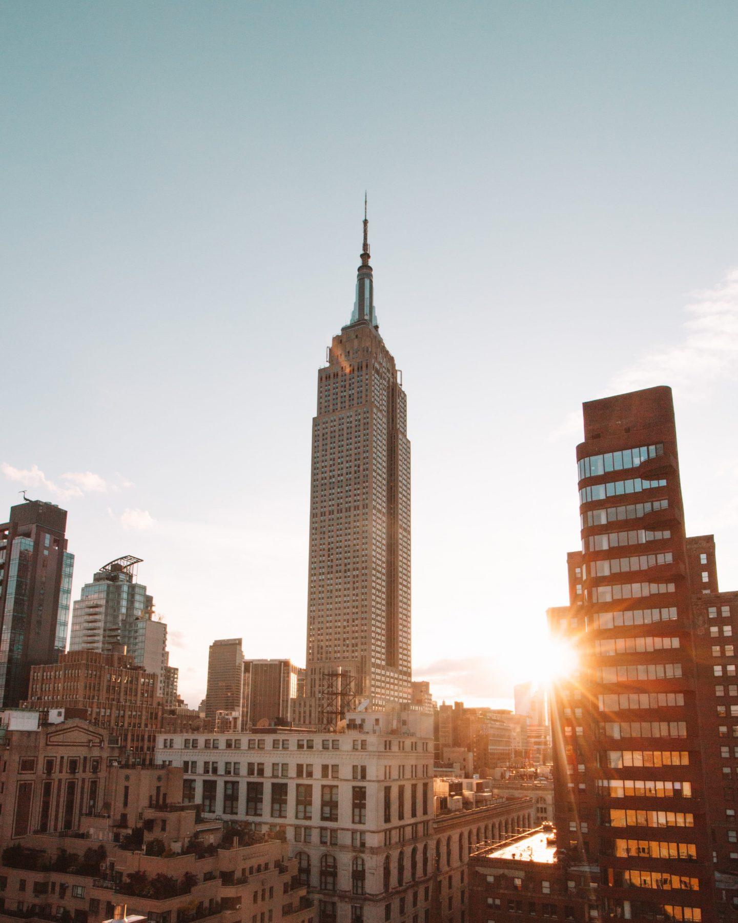 The best views in New York: where to find the best Manhattan skyline
